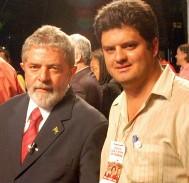Foto Eu e Lula